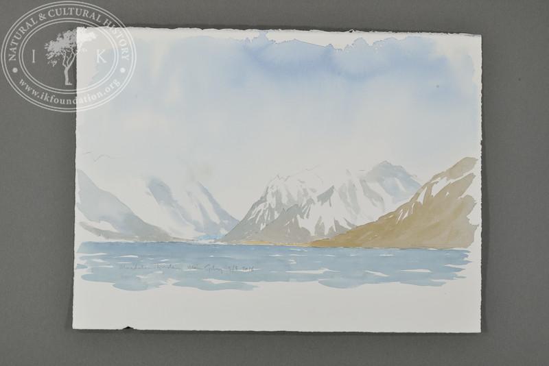 Magdalenafjorden, Svalbard | 5.9.2016. | Måns Sjöberg.
