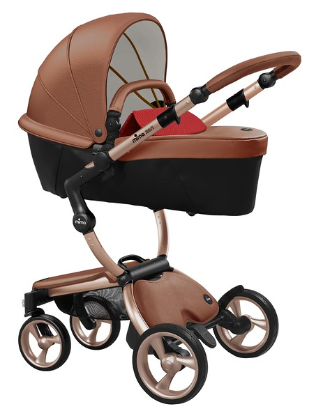 Mima_Xari_Product_Shot_Camel_Flair_Rose_Gold_Chassis_Ruby_Red_Carrycot.jpg