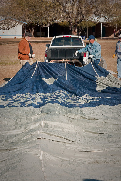 Collier Balloon Festival - 2.12.2010