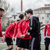 Gibraltar - Final squad complete their training in Gibraltar before match against Bosnia and Herzegivina