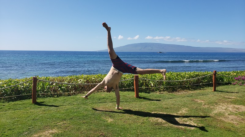 Andres Calderon - Hyatt Regency - Ka'anapali - Hawaii - USA