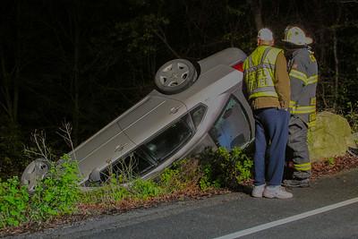 5-7-16 MVA With Injuries, Bear Mountain Bridge Road