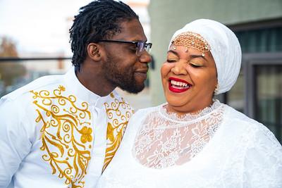 Faheemah & Zeeks Wedding