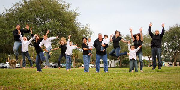Mobley Family - 11-23-11