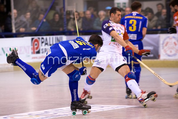 Finale: B&B Service Forte dei Marmi vs Follonica Hockey