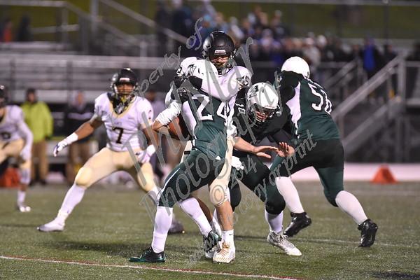 Berks Catholic vs Twin Valley High School Footbal 2015 - 2016