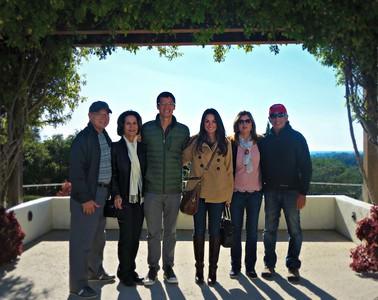 Santa Cruz visit Nov. 2015