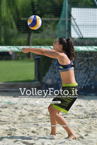presso Zocco Beach PERUGIA , 25 agosto 2018 - Foto di Michele Benda per VolleyFoto [Riferimento file: 2018-08-25/ND5_8389]