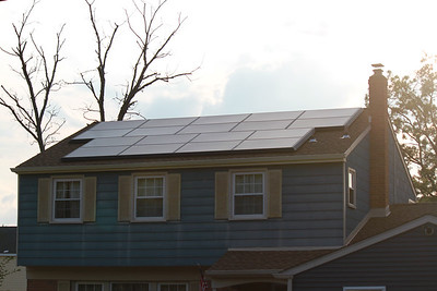 Neighborhood solar