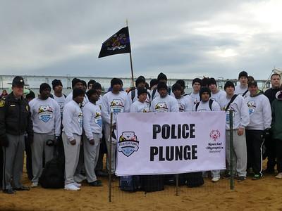 2016-01 SOMD Maryland State Police Polar Bear Plunge