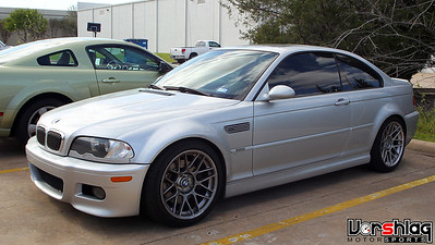 Nathan Stipe 2003 BMW E46 M3