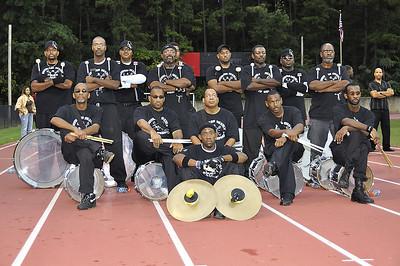 Alumni Drumline