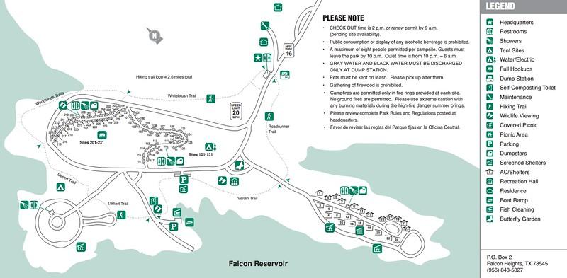 Falcon State Park