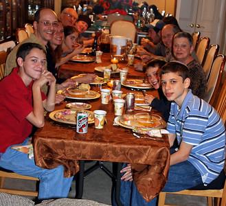 An Adler Thanksgiving - 2006