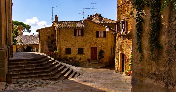 Tuscany - Monticchiello - 2018