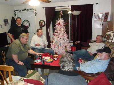2012 Christmas Partay