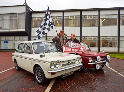 Monte Carlo Classic Rally - 2015