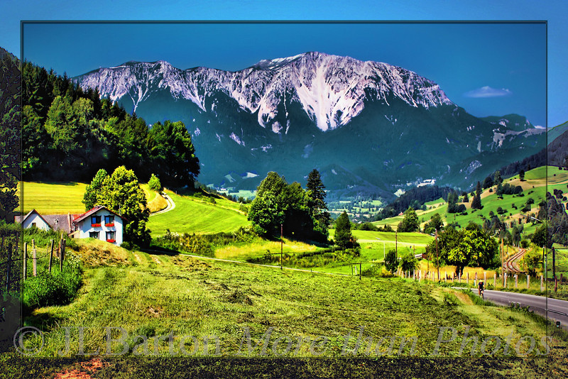 Schneeberg Closest 'over 2000' mountain to Vienna - 2076 meter high