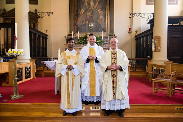 Communion 14 May