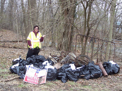 4.2.11 Coopers Run Cleanup in Historic Oella