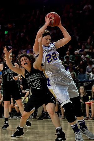 1A Girls State Championship Game: Fleming vs Kit Carson - March 11 2017