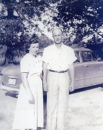 1940's Doggett-Parnell Family