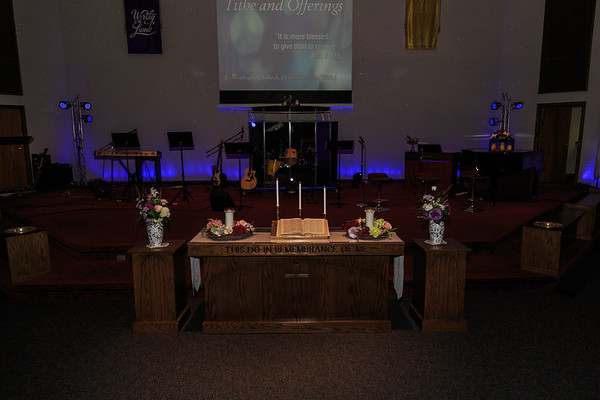 2018-4-29 Pastor Mark & Debbie 25 years