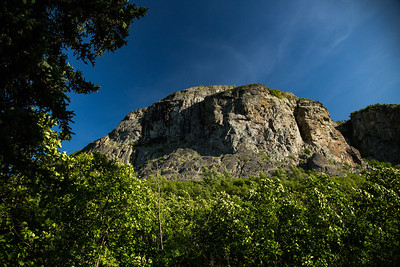 King Mountain Rock Climb w/ Dan 07/21/18