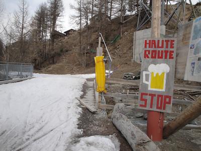Haute Route Ski Tour