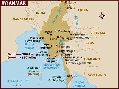 About our trip in Myanmar