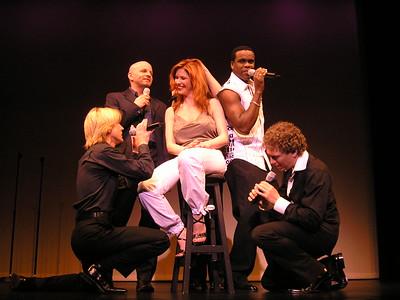 Emelin Theater, Mamaroneck, NY - 04/17/04