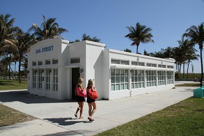 Miami Beach Art Deco - March 2011