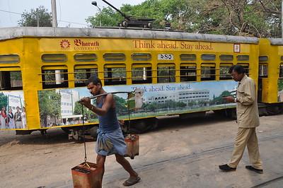 40 Tram charter
