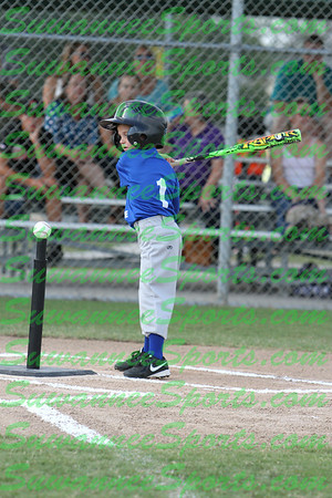 Suwannee Parks and Recreation 2014 - Tee Ball - Jiffy Food Store