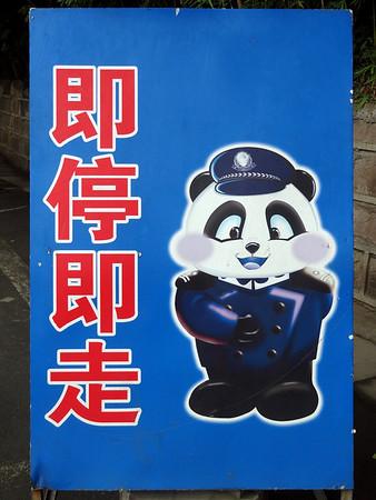 Panda Sanctuary @ Chengdu