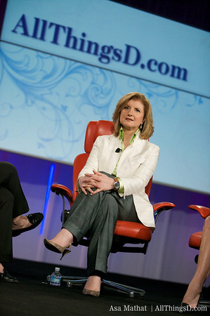 Arianna Huffington | Huffington Post and Katharine Weymouth |  Washington Post