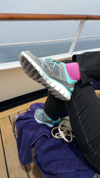 Day at Sea Mar 16