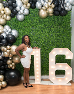 Mary Daffin's Sweet 16th Birthday Party