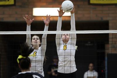 2012 Lauren Hicks - Volleyball
