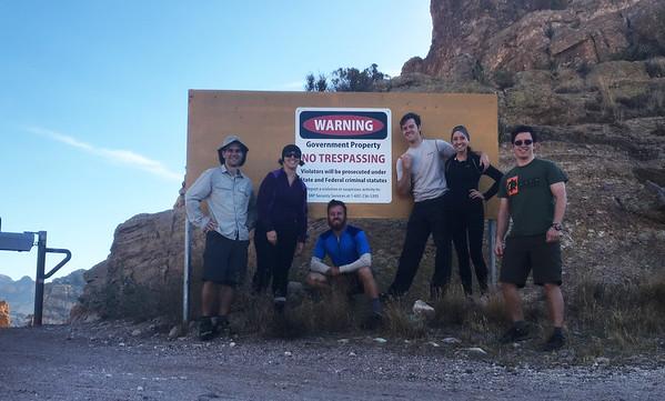 Punchbowl Canyon