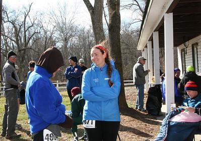 Seneca Creek Trail Marathon and 50K 2008