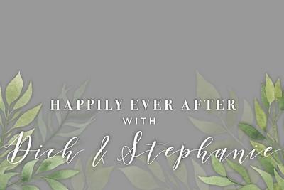 Dich & Stephanie 5/8/21