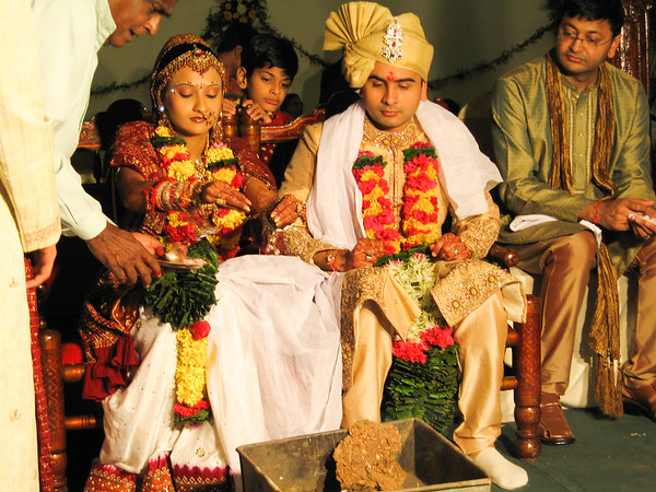 Saurabh and Aakansha Wedding December 2006