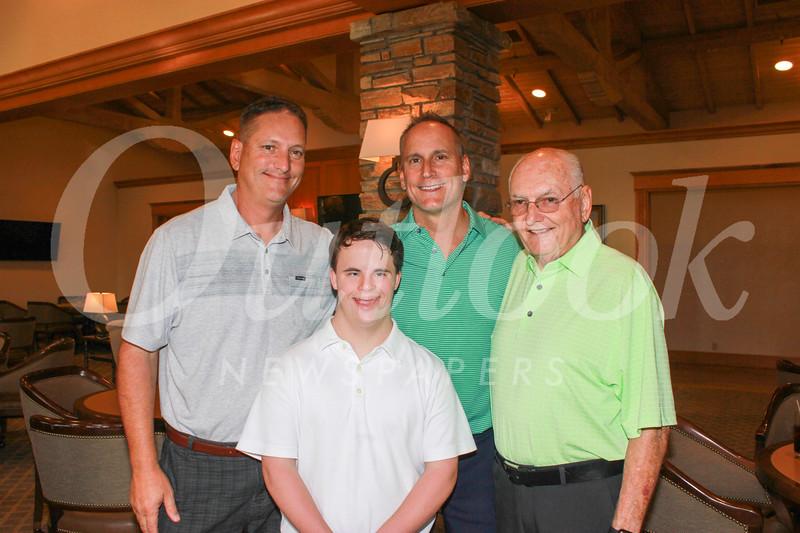 Scott, Andrew, Steve and Dick Goodspeed