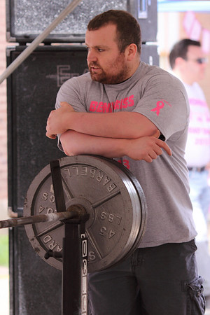 Bench Press for Breast Cancer 2013