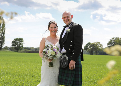 Belinda&Duncan, Hintlesham Golf Club
