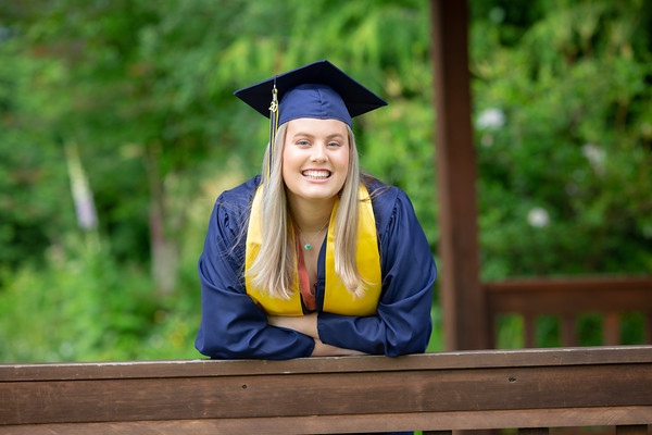 Elise Cap and Gown