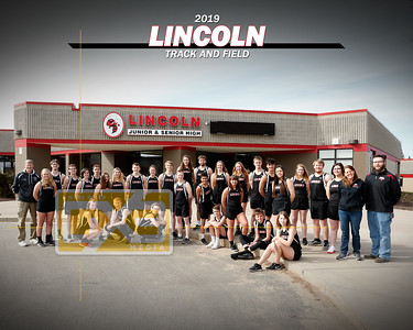 Lincoln track and field TF19