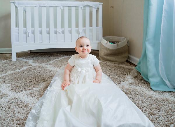 Nora Lynne Baptism