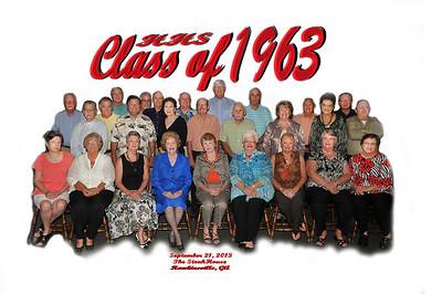 Class of 1963 Reunion 9/21/2013